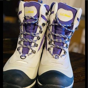 L.L Bean Wildcat Lace Boot